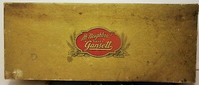 Vintage Narragansett set of beer glasses MIB Hi Neighbor! Have a Gansett