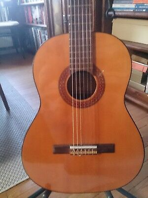 Vintage Classical Guitar Roderich Paesold
