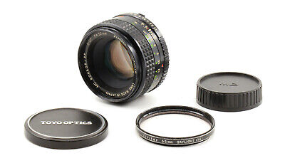 Minolta MC W. Rokkor-SI 28mm F2.5 Lens For Minolta MD Mount! Good Condition!