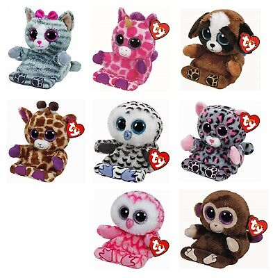 d18ff282bac Ty Mobile Phone Holder with Screen Cleaner Bottom - Ty Peek-A-Boo Plush