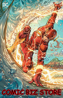 Flash #55 (2018) 1St Printing Porter Variant Cover Dc Uni Bagged & Boarded