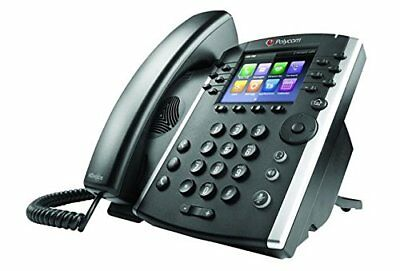 VVX 411 12-Line IP Phone Gigabit PoE