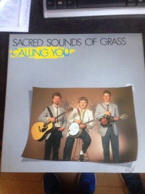 Sacred Sounds Of Grass - Calling You 1987 vinyl LP