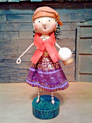 """Lori Mitchell's Halloween Series New Release  """"GYPSY ROSE""""  Collectible"""