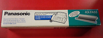 Genuine Panasonic Replacement Fax Ink Film KX-FA53