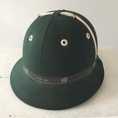 """Polo hat helmet in excellent condition - """"Polo 2000"""" by Charles Owen"""