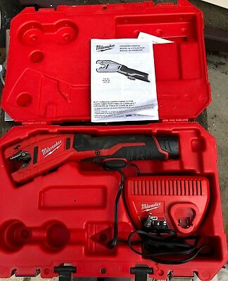 Milwaukee 2471-20 M12 12V Cordless Copper Tubing Cutter