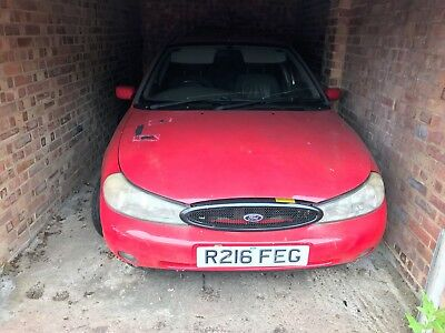 Ford Mondeo 2.5 Ghia X Saloon 1997 Booted Rare Car
