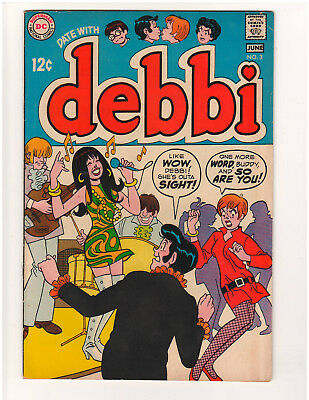 3 book lot of Date with Debbie.  #3, #5, #8