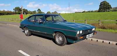 1984 Ford Capri MkIII 1.6 LS 8k Miles From New 2 Former Keepers RARE