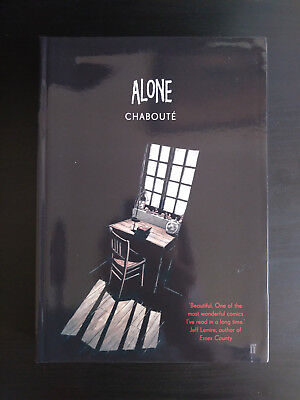 Alone - Chaboute - Graphic Novel