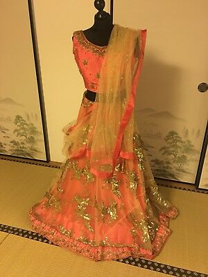 Pink And Gold Lenga S