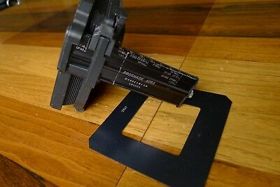 Hasselblad 6093 Proshade B60 Adapter 120-150 & 250 Masks Excellent User