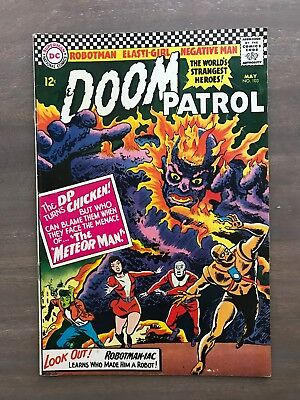 doom patrol 103- First Series 1966 - Tv Show In Works- VF- TO F/VF 🔥🔥