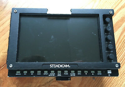 TV Logic LVM-071W 7″ Multi-Format HD/SD-SDI Monitor