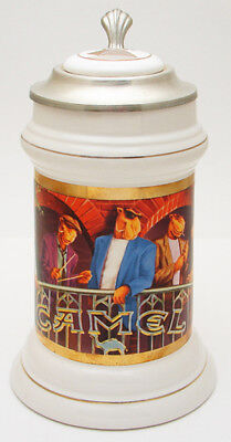 Beer Stein Mug Camel Band On Balcony Limited Edition Collectors Stein