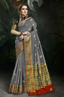 indian-bollywood-designer-sky-blue-chiffon-party-wear-printed-lace-saree-blouse