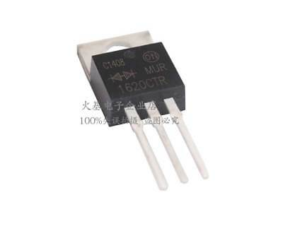 10X MUR1660CT SWITCHMODE Power Rectifiers TO-220