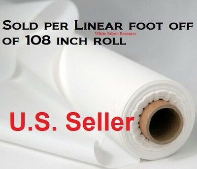 Translucent Fabric Projection DIY 9ft. home movie screen material SOLD PER FOOT