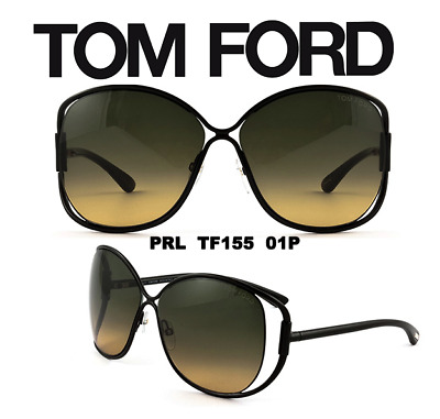 SFX Replacement Sunglass Lenses fits Tom Ford Emmeline TF155 61mm Wide