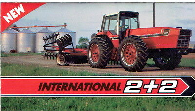 International Harvester 3588 2+2