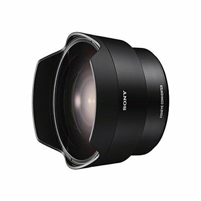 Sony 16mm Fisheye Conversion Lens for FE 28mm f2 Lens Japan new.