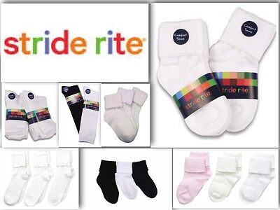 Stride Rite Seamless Socks Comfort seam-Boys/Girls/Unisex- Choose your style