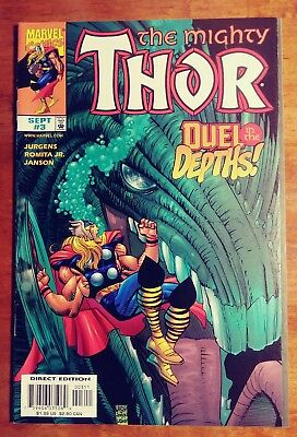 The Mighty Thor #3 (Marvel Comics, 1998)