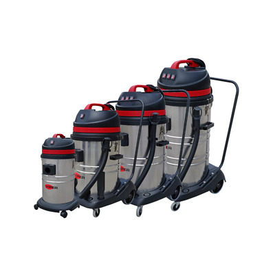 Viper Lsu 255 Twin Motor Wet & Dry Vacuum - New