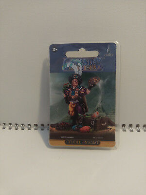 Gamesday 2013 Warhammer Fantasy Marco Colombo Miniature [Sealed]