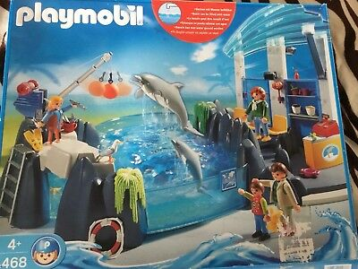 Playmobil Delfinbecken