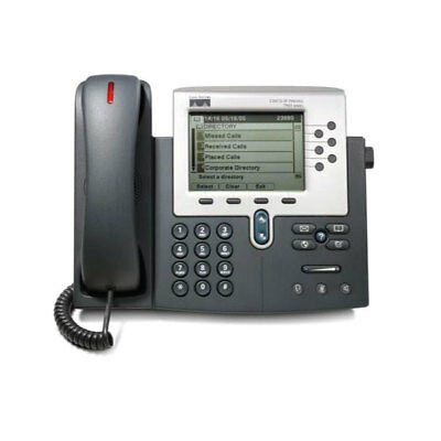 Cisco Unified IP Phone 7961 IP Phone & Stand | 3mth Wty