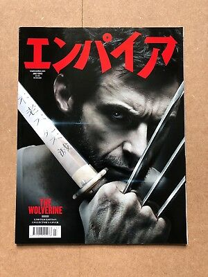 Empire Magazine Issue 289 July 2013 - Wolverine - Subscriber Cover - Brand New
