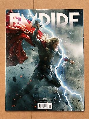 Empire Magazine Issue 292 October 2013 - Thor - Subscriber Cover - Brand New