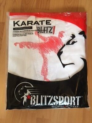 Blitz Karate Gi Size 170 - Stock sale from closed club