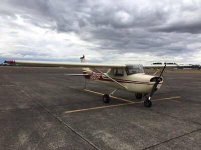 1966 Cessna 150 F - All IFR equipment installed - 100 hours since top overhaul