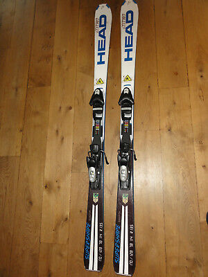 Head Slalom Race Carver I Titan Supershape in 170 cm incl. Bindung Sympro SP 120