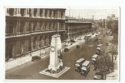London , The Cenotaph And Whitehall