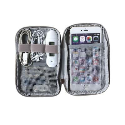 Electronic Accessories Cable Organizer Bag Case Organizer Pouch Storage Bag LIN