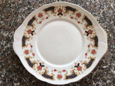 Vintage Duchess Bone China 'Westminster' Cake Plate