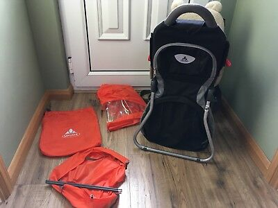 Vaude Jolly Comfort 1 Baby / Child Hiking Backpack Carrier With Accessories