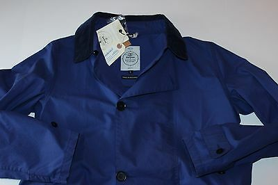 Barbour Norton & Sons Jacket Coat Stanope Too Blue MCA0237BL71 New  Large L