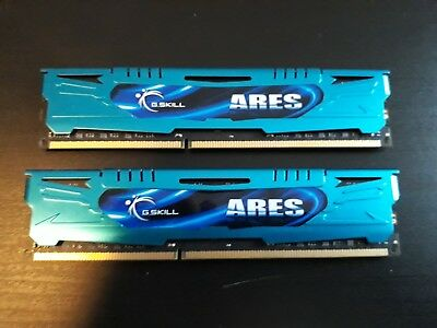 G.Skill Ares DDR3-2400 2x4 GB Kit