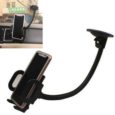 Long Arm Car Windscreen Suction Holder For Iphone XS/XS Max/XR/X 8+ Phone Mount