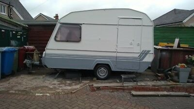 small lightweight disabled addapted3 berth caravan swift finesse for sale