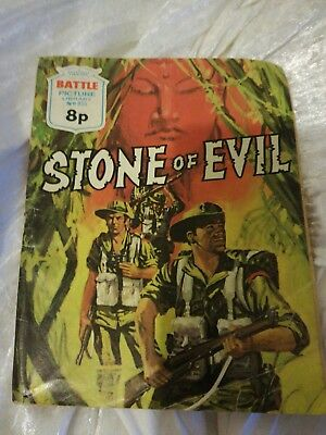 battle picture library Stone of Evil