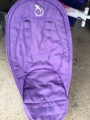 icandy peach 3 seat liner Upper Seat