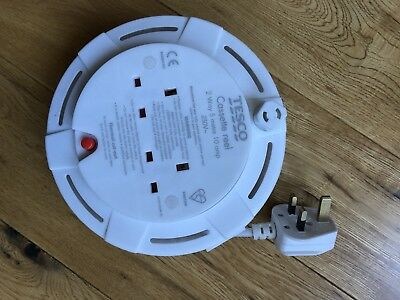 Power Extension Tesco 5m Cable Socket