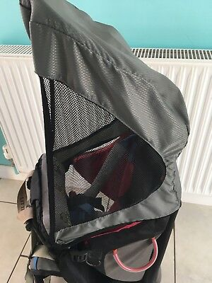 Littlelife Child Carrier Sun Shade /Sunny Day Cover
