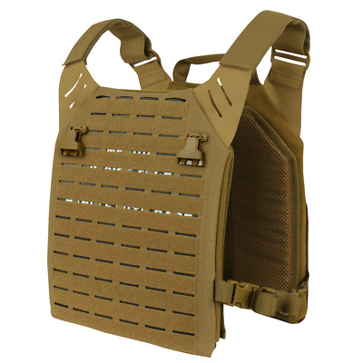 Condor LCS Vanquish Plate Carrier with Level III Plates